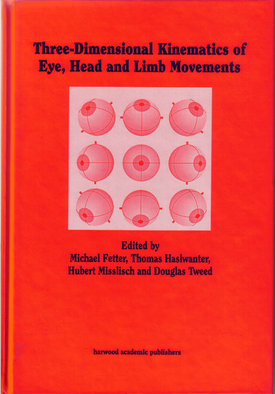 Cover book eye-head-limb